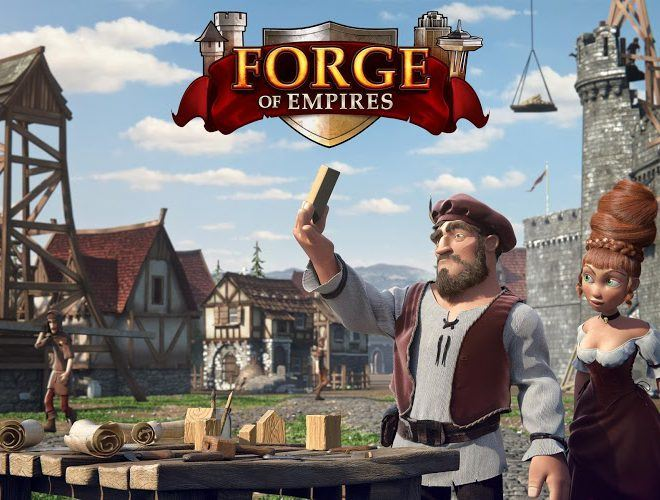 Play Forge of Empires on PC 3