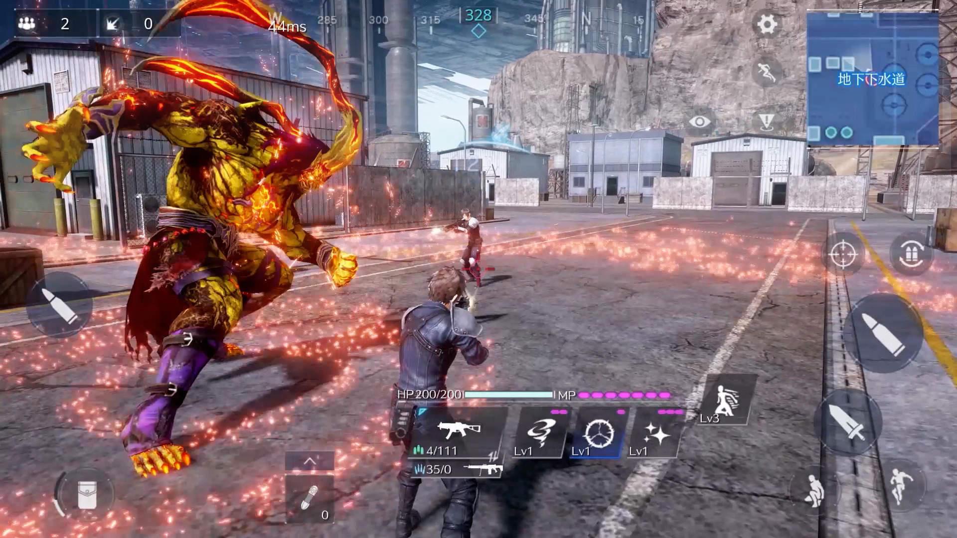 Final Fantasy VII 'The First Soldier' y 'Ever Crisis' Anunciados Para Android y iOS