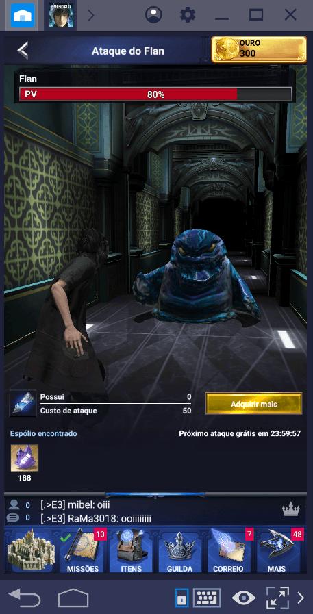 Empodere o seu poder de ataque em Final Fantasy XV: A New Empire.