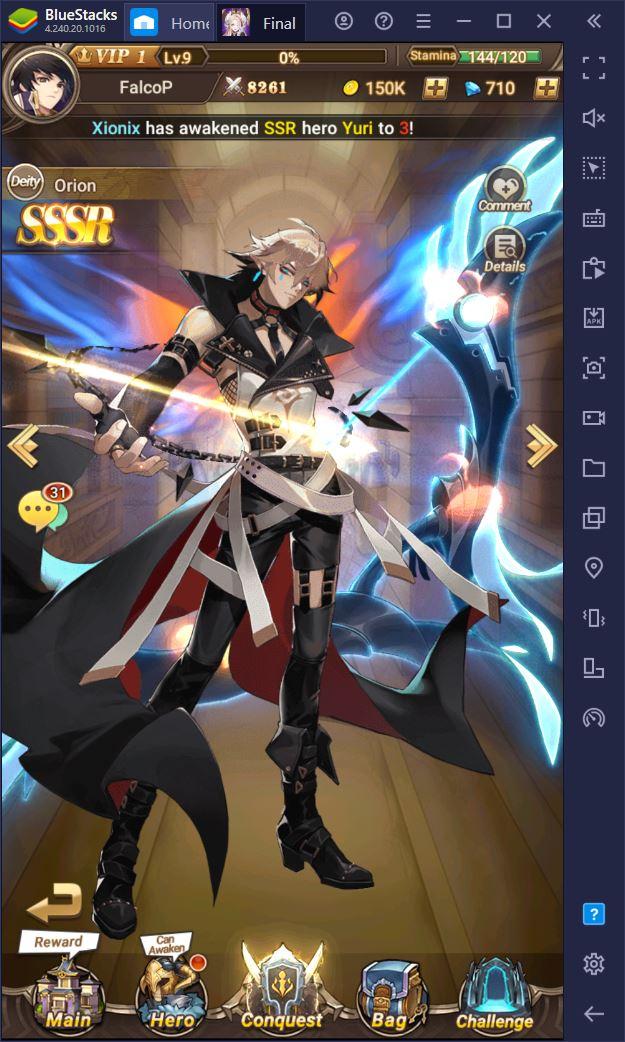 La Guida ai Personaggi di Final Fate TD – Classi e Squadre