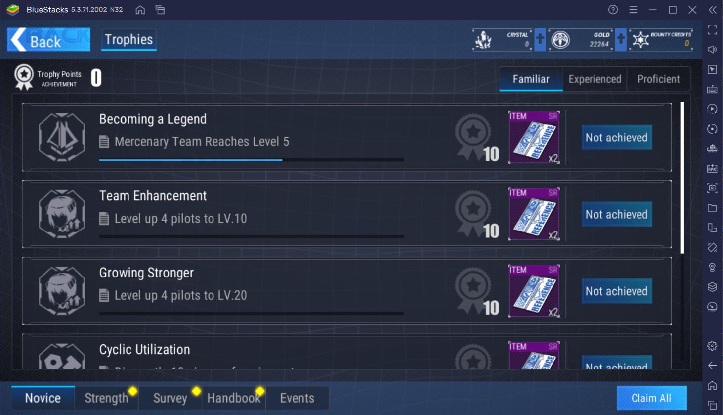 لعبة Final Gear: دليل المبتدئين من محاكي BlueStacks