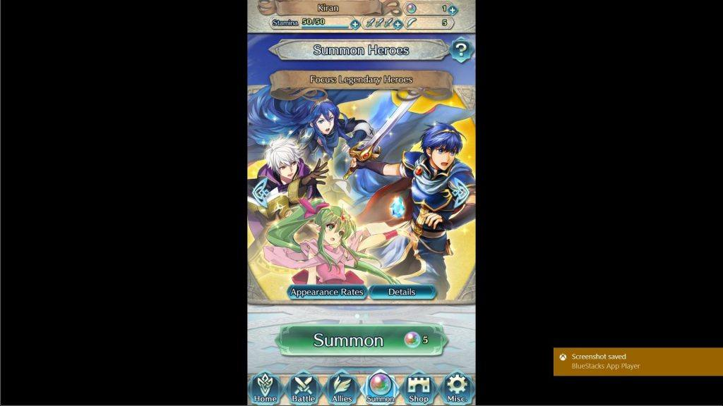 Fire Emblem Heroes - Gameplay
