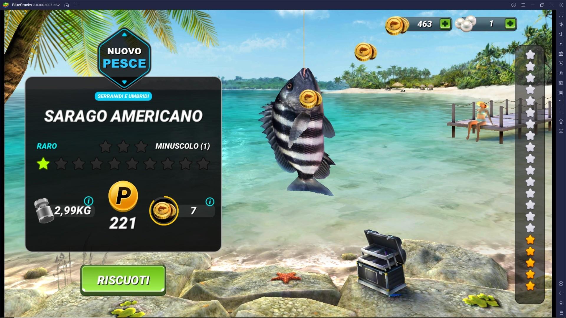 Gioca Fishing Clash su PC e Mac con BlueStacks