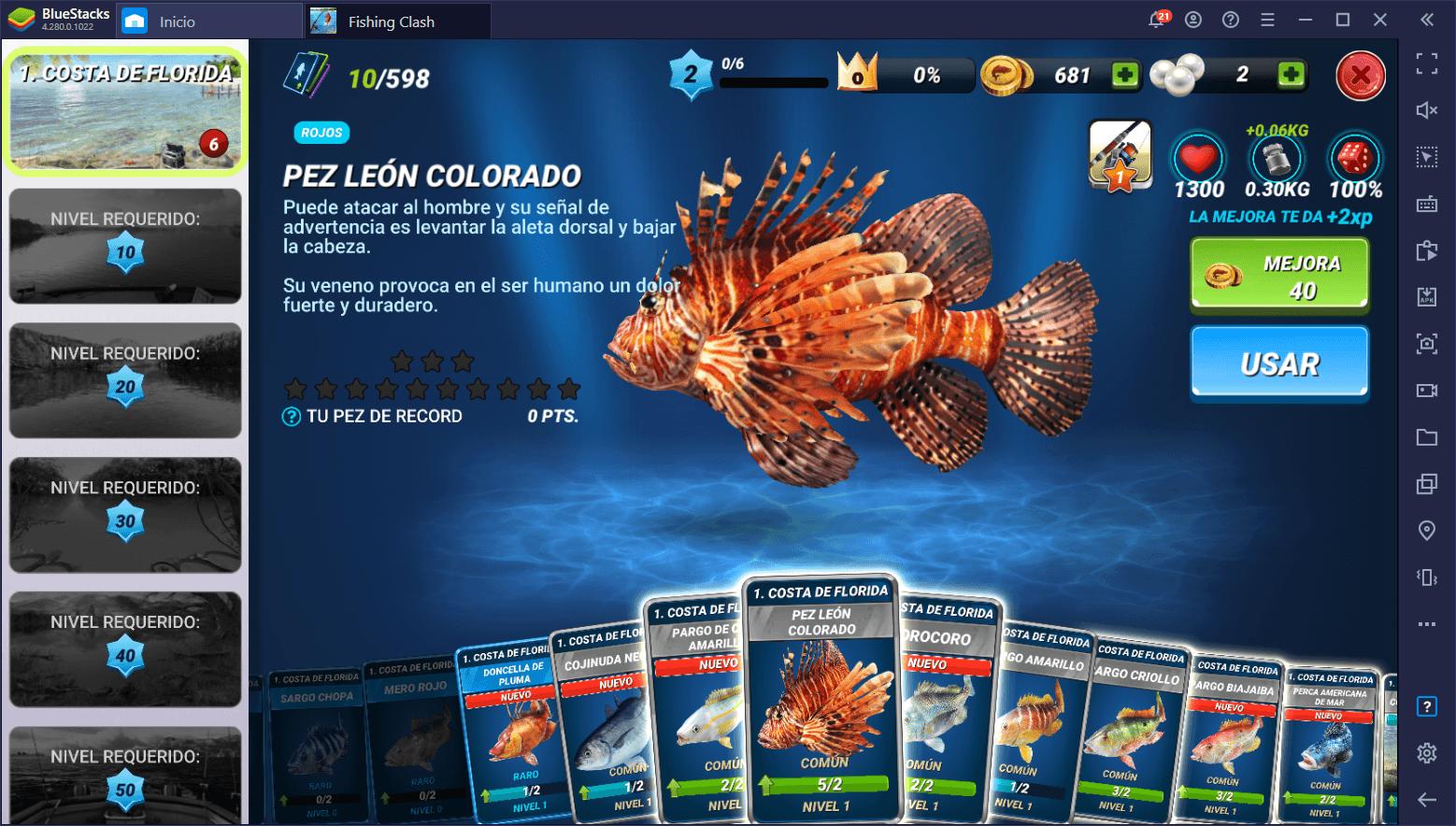 Guía de Cañas Para Fishing Clash – Todo lo que Debes Saber Para Tener el Mejor Equipo