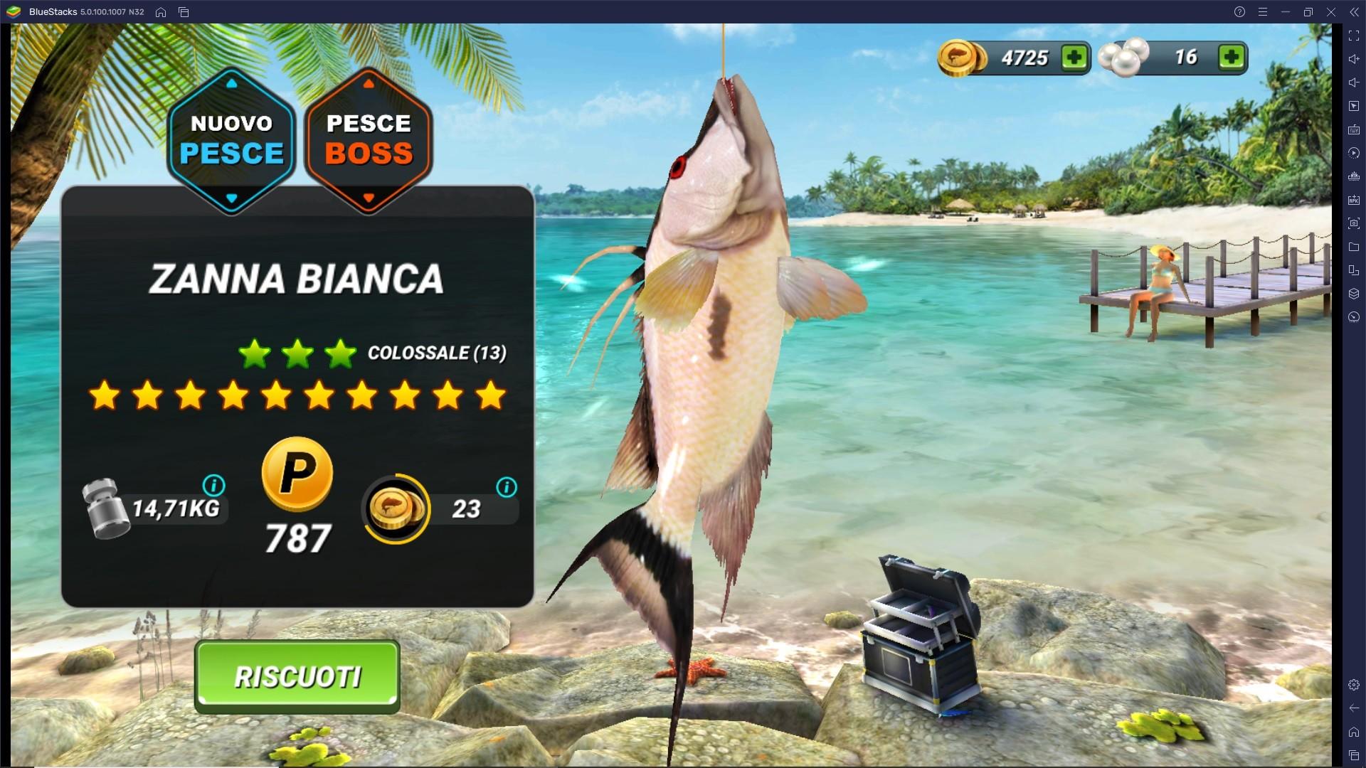 Trucchi e Consigli per Fishing Clash
