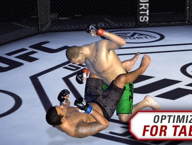 Play EA Sports UFC on PC 10