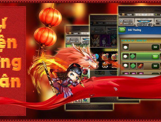 Chơi Mộng Giang Hồ on PC 20