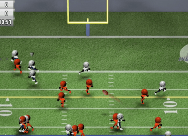 Play Stickman Football on PC 4