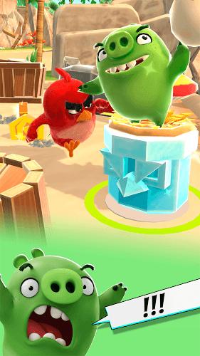 Играй Angry Birds Action На ПК 4