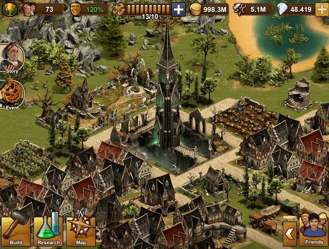 Jouez à  Forge of Empires sur PC 23