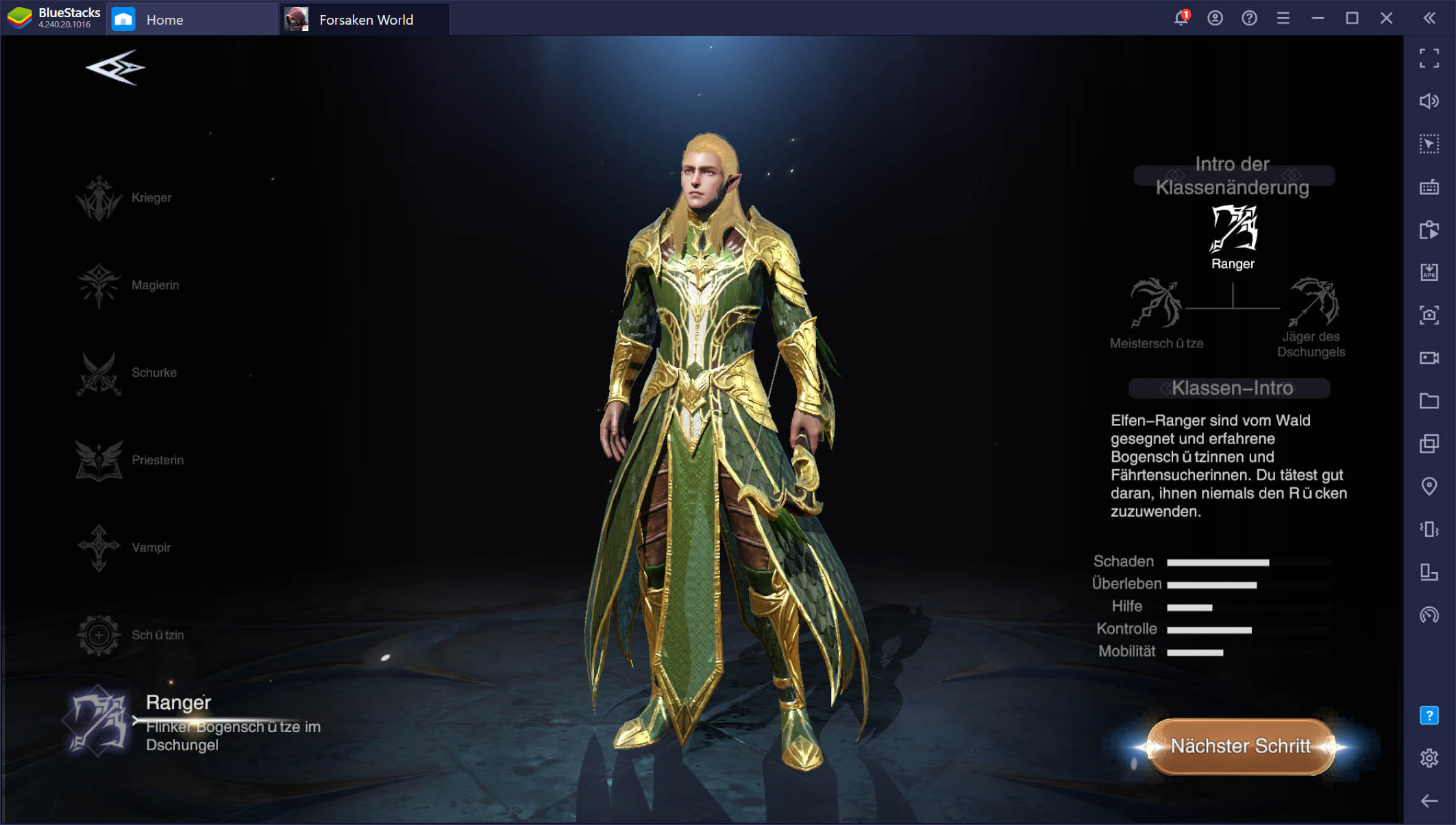 Forsaken World: Gods and Demons auf dem PC – Leitfaden über die besten Klassen für alle Rollen