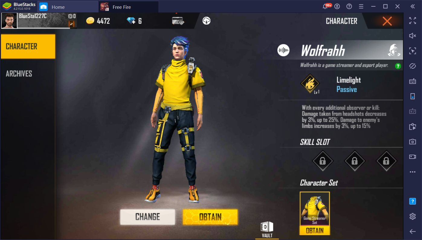 Garena Free Fire – Complete Character Guide (Updated July 2020)