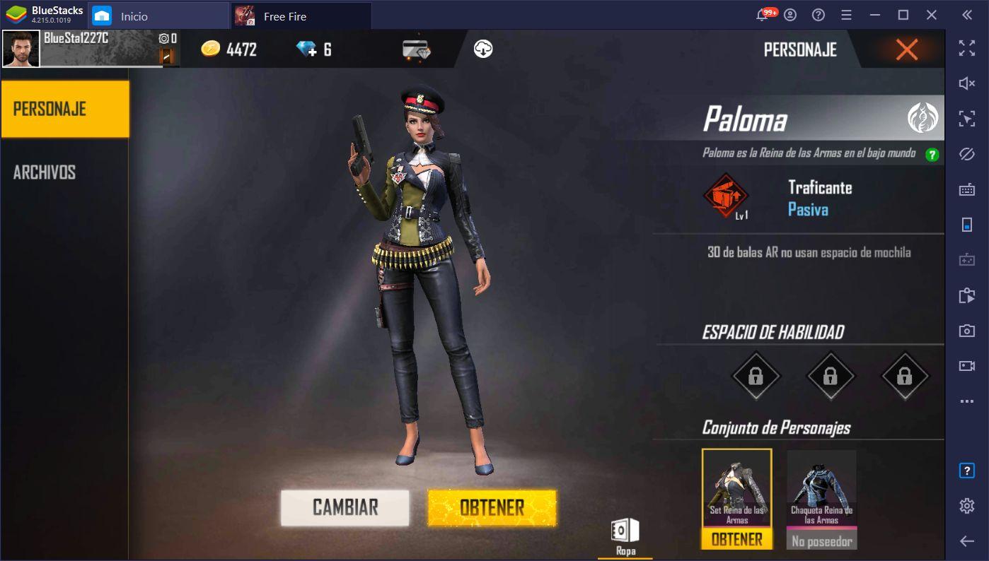 Garena Free Fire – Guía con Todos los Personajes (Actualizada Para Julio 2020)