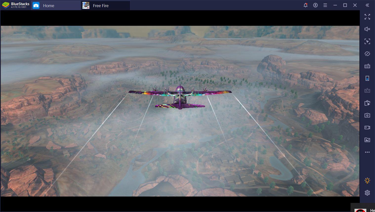 Garena Free Fire - Todo lo que Debes Saber Sobre El Nuevo Mapa Kalahari