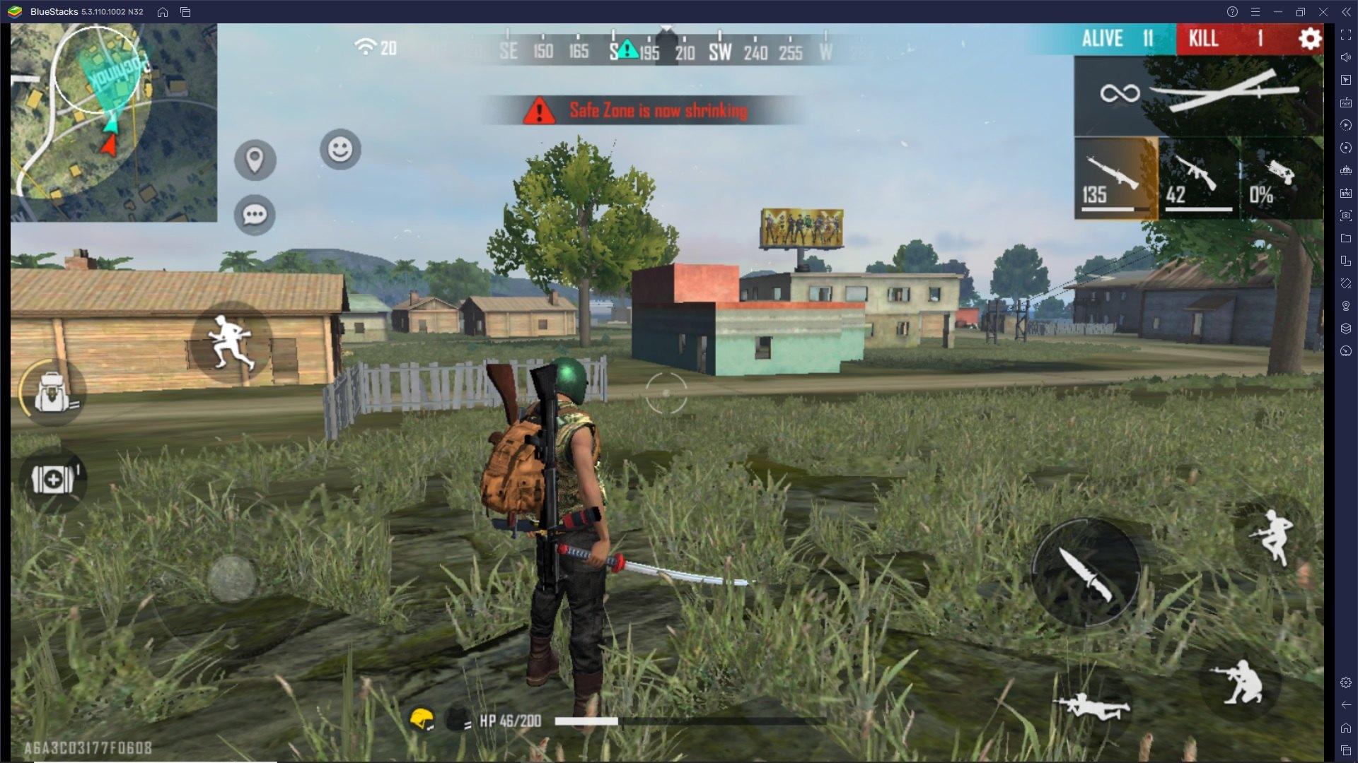 Gioca Free Fire MAX su PC – La versione aggiornata del popolare battle royale di Garena