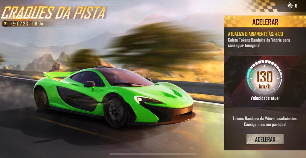 Free Fire: McLaren P1 Skins Launched, Here is How to Earn Them