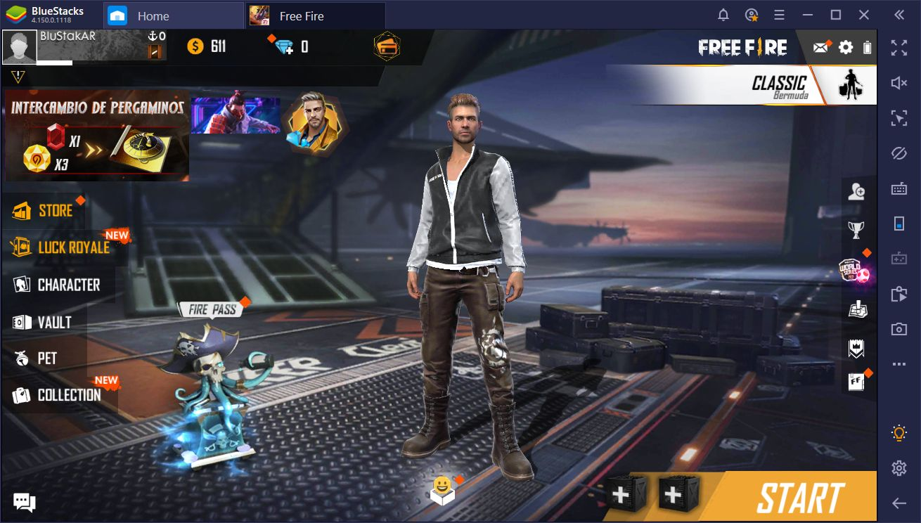 Garena Free Fire on PC - Outmatch the Competition with BlueStacks