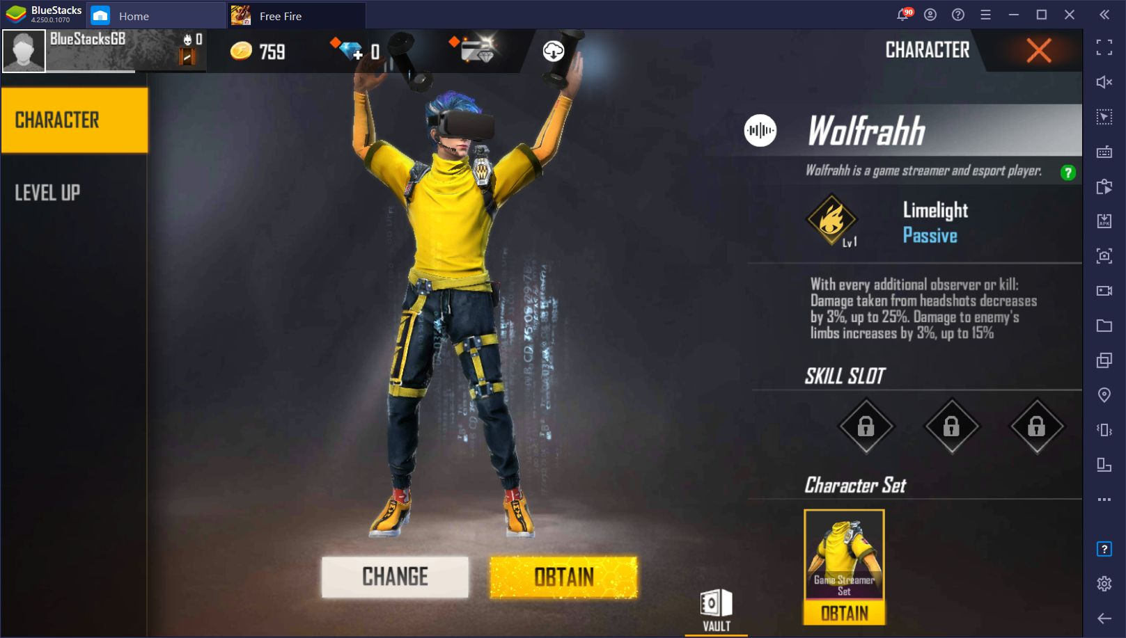 5 Best Characters in Free Fire Game- Updated for 2021