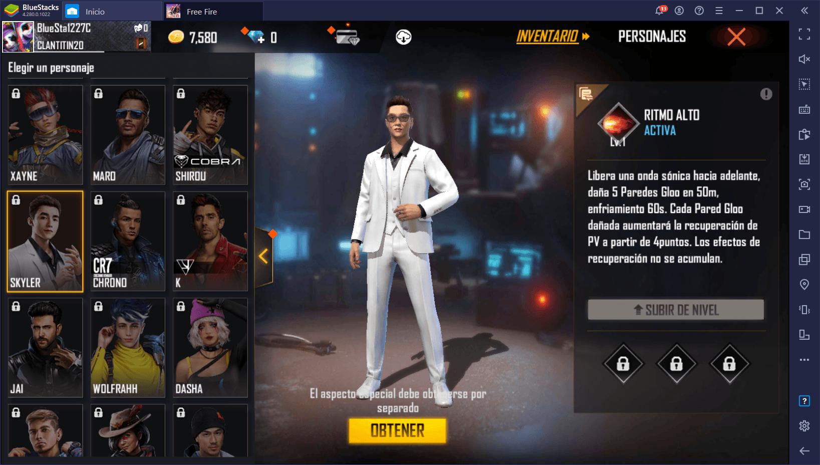 Garena Free Fire – Los Mejores Personajes del Juego (Mayo 2021)