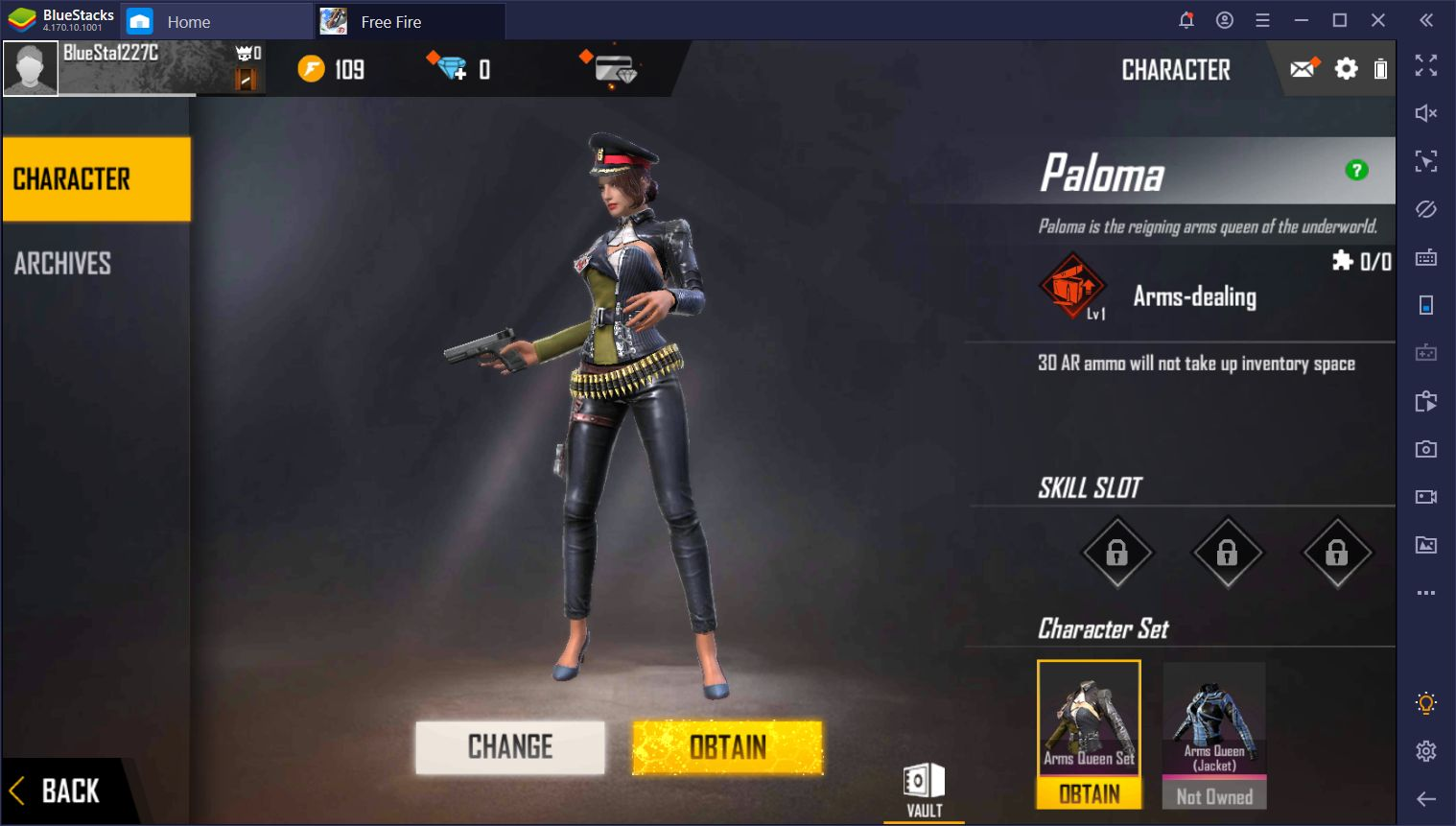 5 Best Characters In Free Fire Game Bluestacks