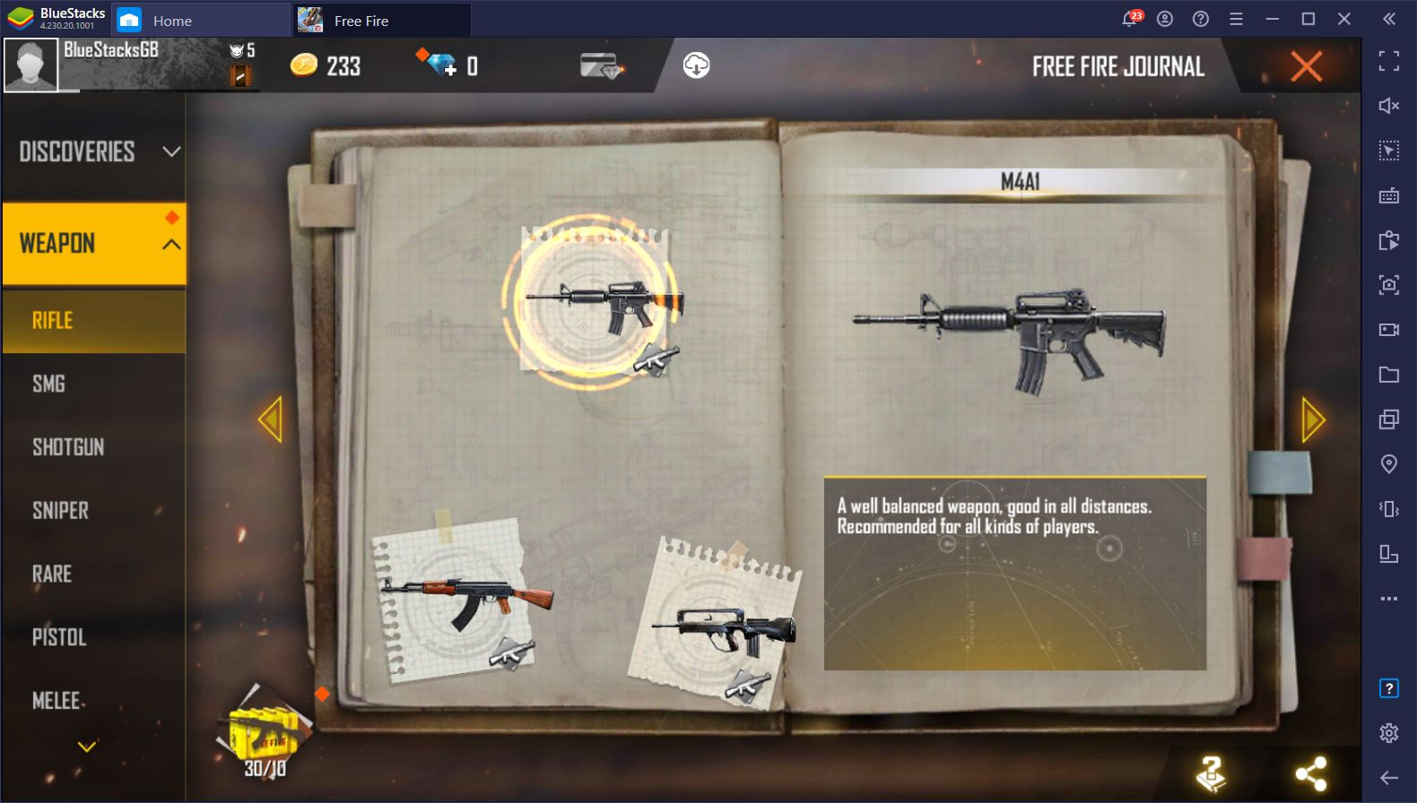 Free Fire 'Booyah Day' Update – New Weapons, Various Adjustments, Gameplay Additions, and Much More