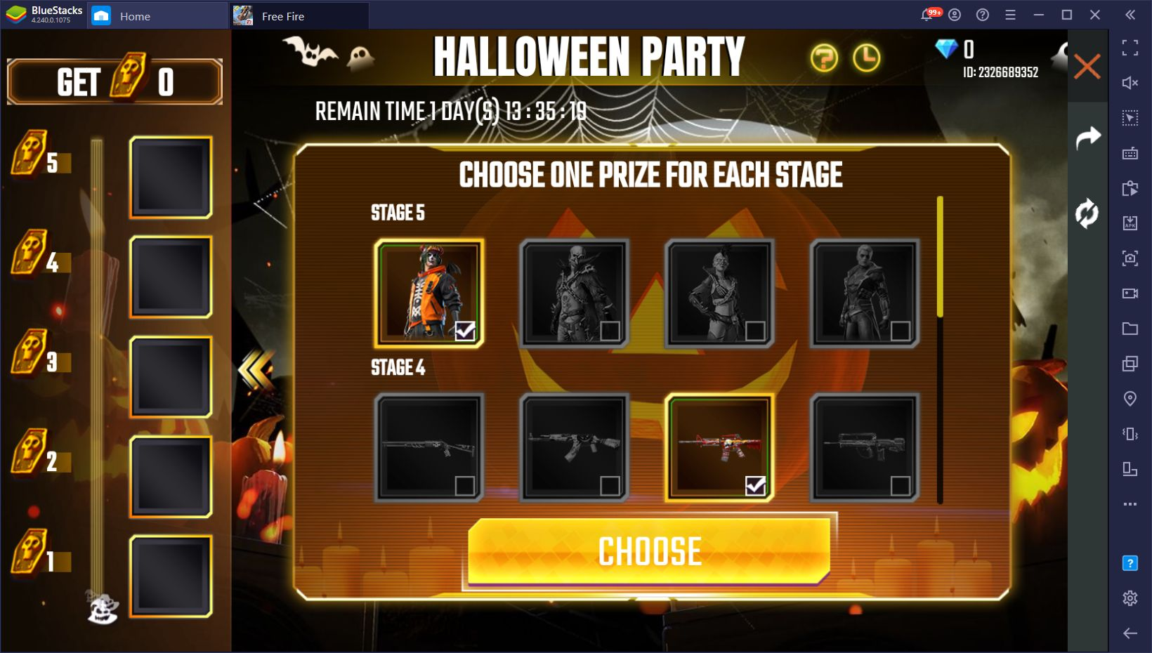 Free Fire Halloweek Guide – All the Details About the Halloween 2020 Celebration