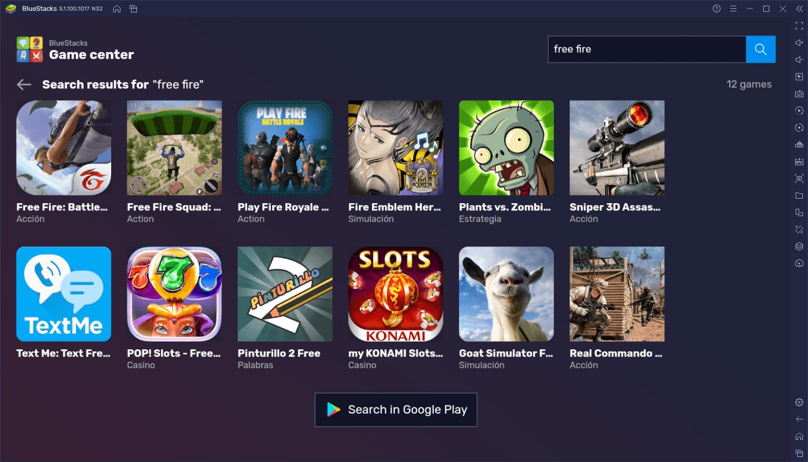Download & Play Free Fire on PC (Win 10/8/7) & Mac [Emulator]