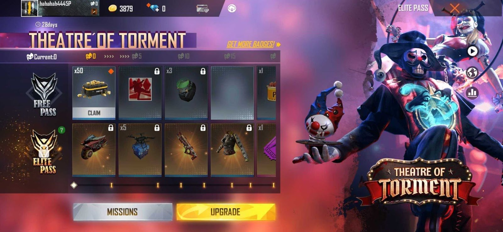 Free Fire Season 36 Elite Pass: Duration, Rewards, How to Buy, and more