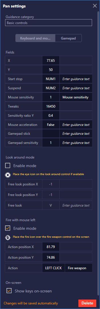 Free Fire Sensitivity Improvements- The Best Free Fire Sensitivity Settings for PC