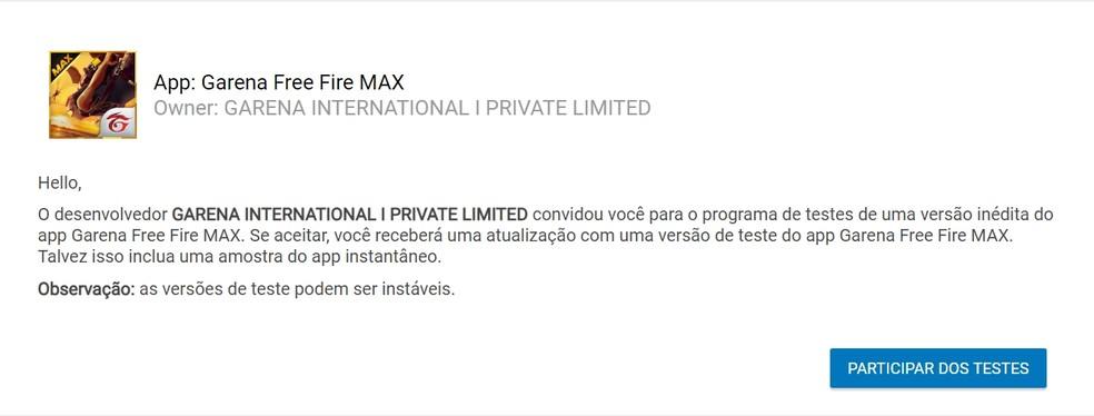 Free Fire Max – Requisitos mínimos para jogar o novo game da Garena