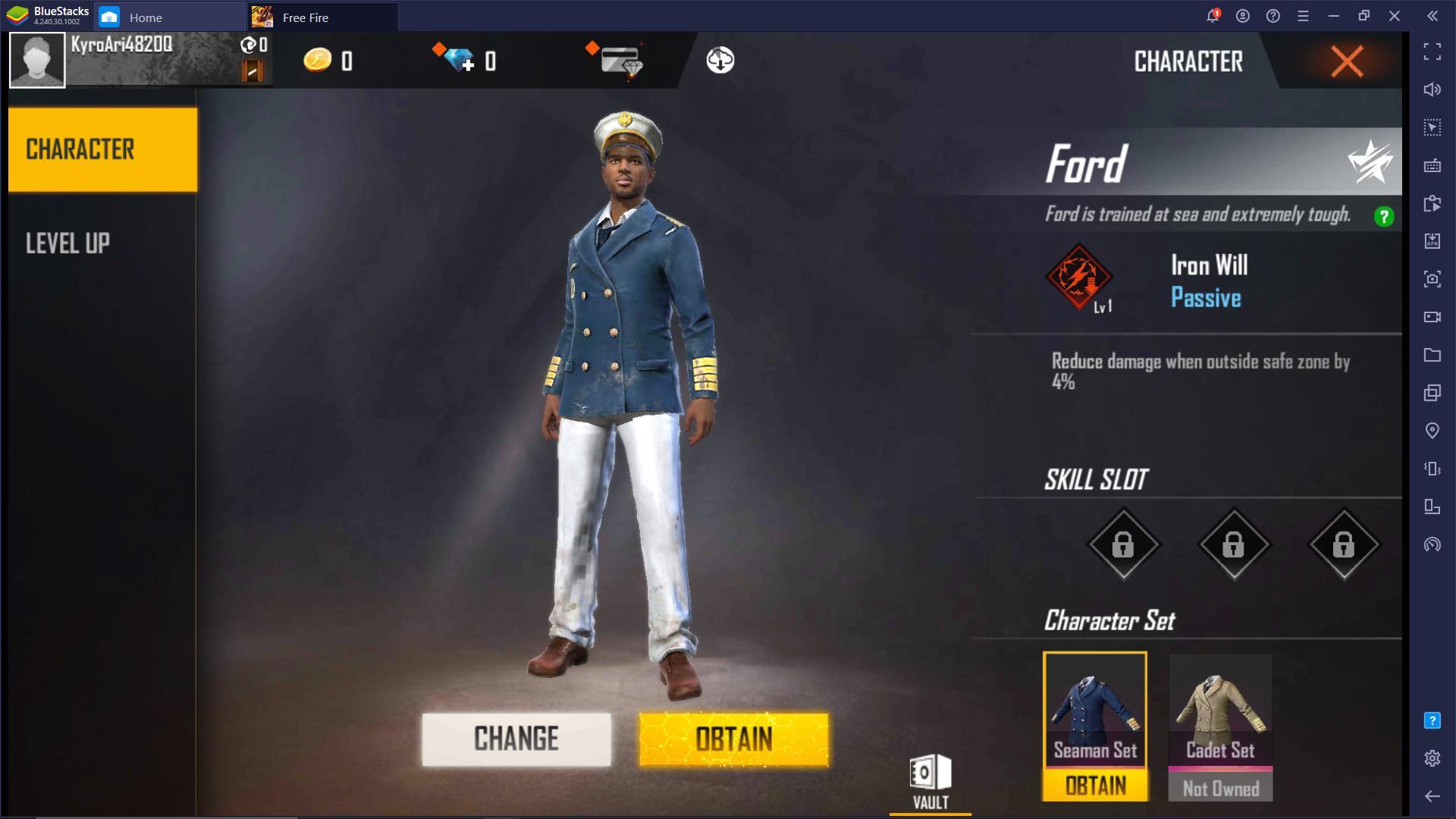 Os 5 personagens mais acessíveis que você pode comprar no Free Fire