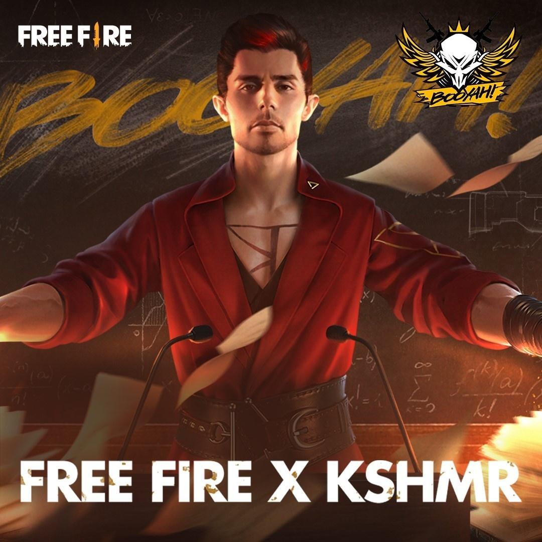 Dia do Booyah à vista no Free Fire: Parceria com DJ KSHMR e muito mais!