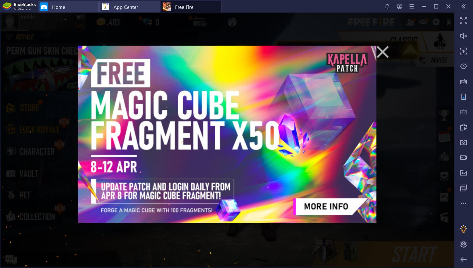 Free Fire on PC: Everything You Need to Know About the 2020 Kapella Patch