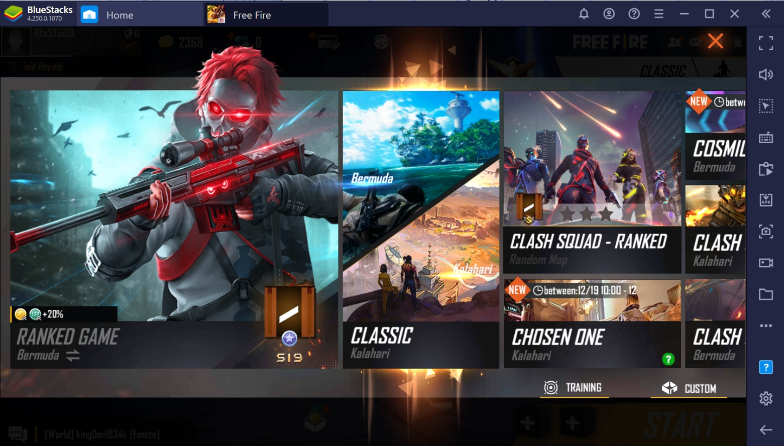 Garena Free Fire – Bermuda 2.0 Map Might be Releasing Early January