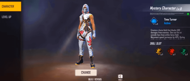 Free Fire – Character Inspired by 'Cristiano Ronaldo' Revealed