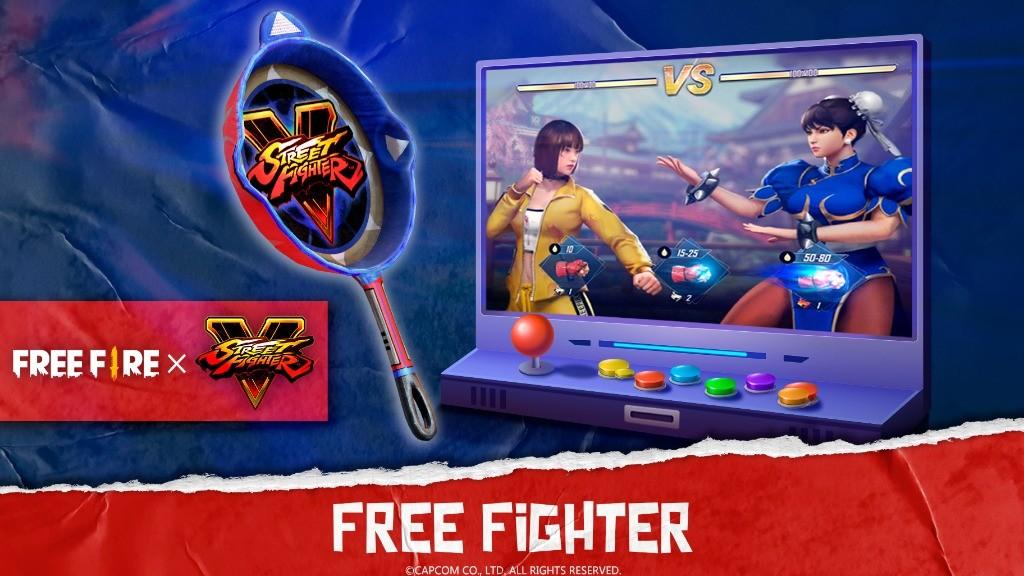 Free Fire: Participe da Luta Final de Free Fighter, parceria entre Garena e Campcon que termina neste fim de semana