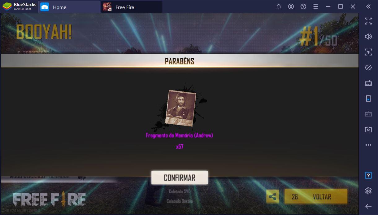 Regras e detalhes dos diferentes modos de jogo do Garena Free Fire