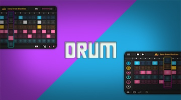 download easy drum machine beat machine on pc with bluestacks. Black Bedroom Furniture Sets. Home Design Ideas