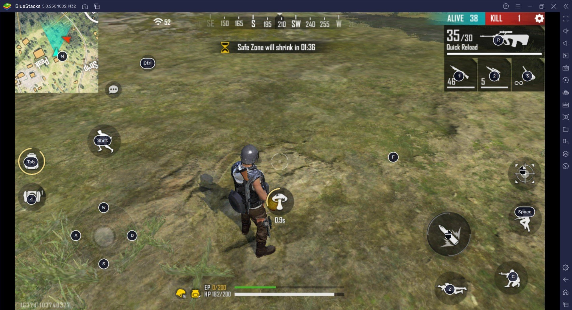 Free Fire Weapon Guide: It's Time to Uncork the Kord
