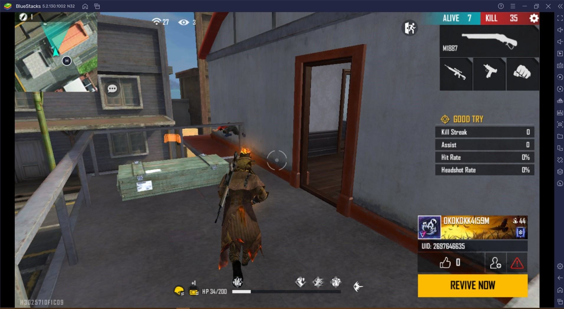 Free Fire Weapon Guide: M1887 Is the Most Useful Gun for You