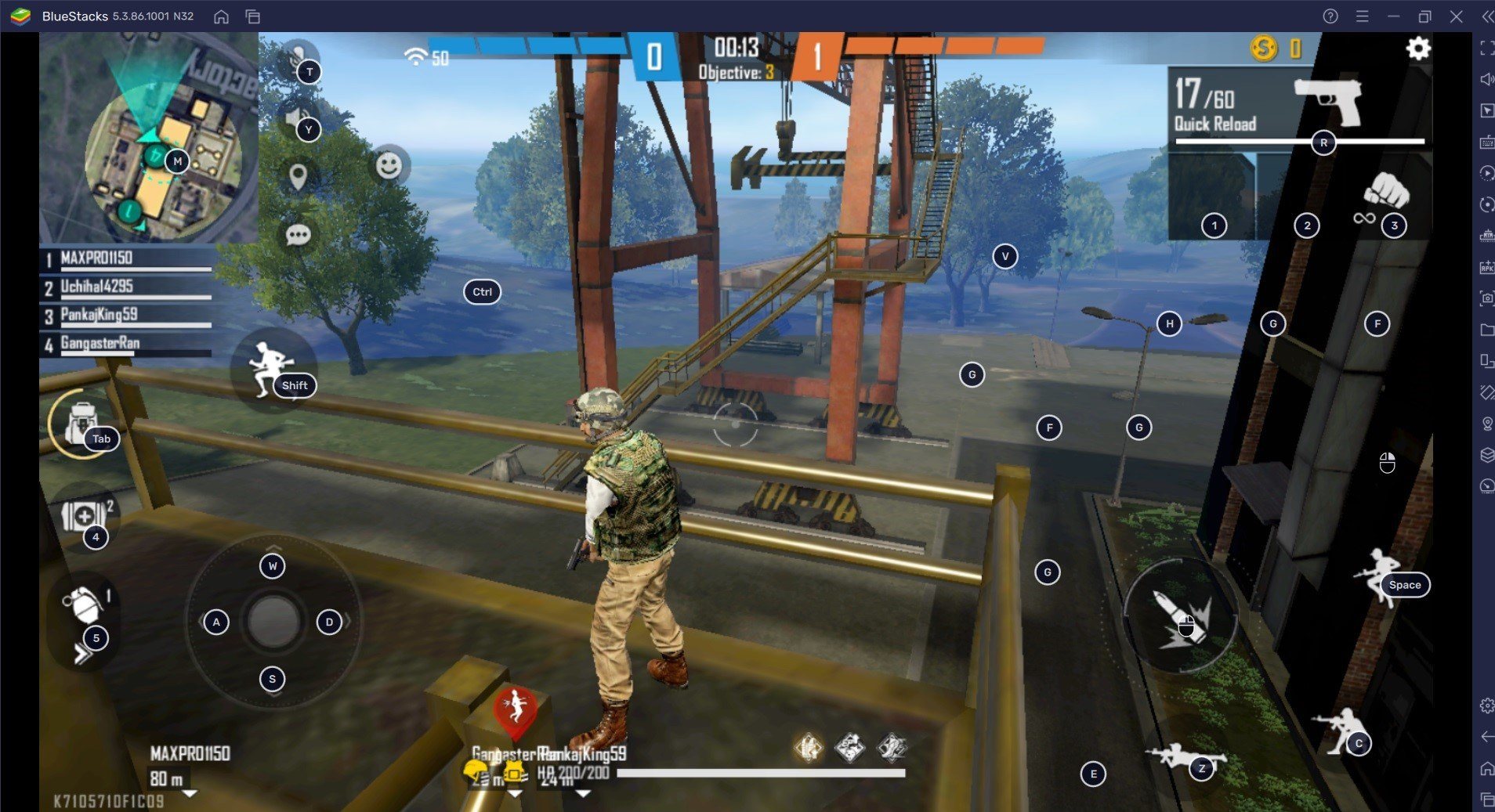 Free Fire MAX Guide: Wins Your Clash Squad Games on Bermuda MAX