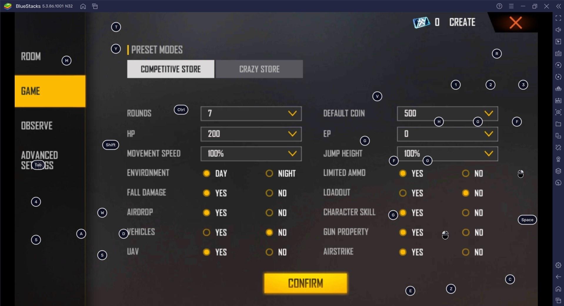 دليل لعبة Free Fire Max لوضع Craftland: اصنع خرائطك الخاصة وقاتل الآن