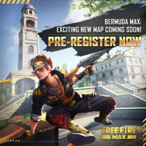 Free Fire Max Adds a Brand New Map, Bermuda Max, that'll be Available Right After the Launch