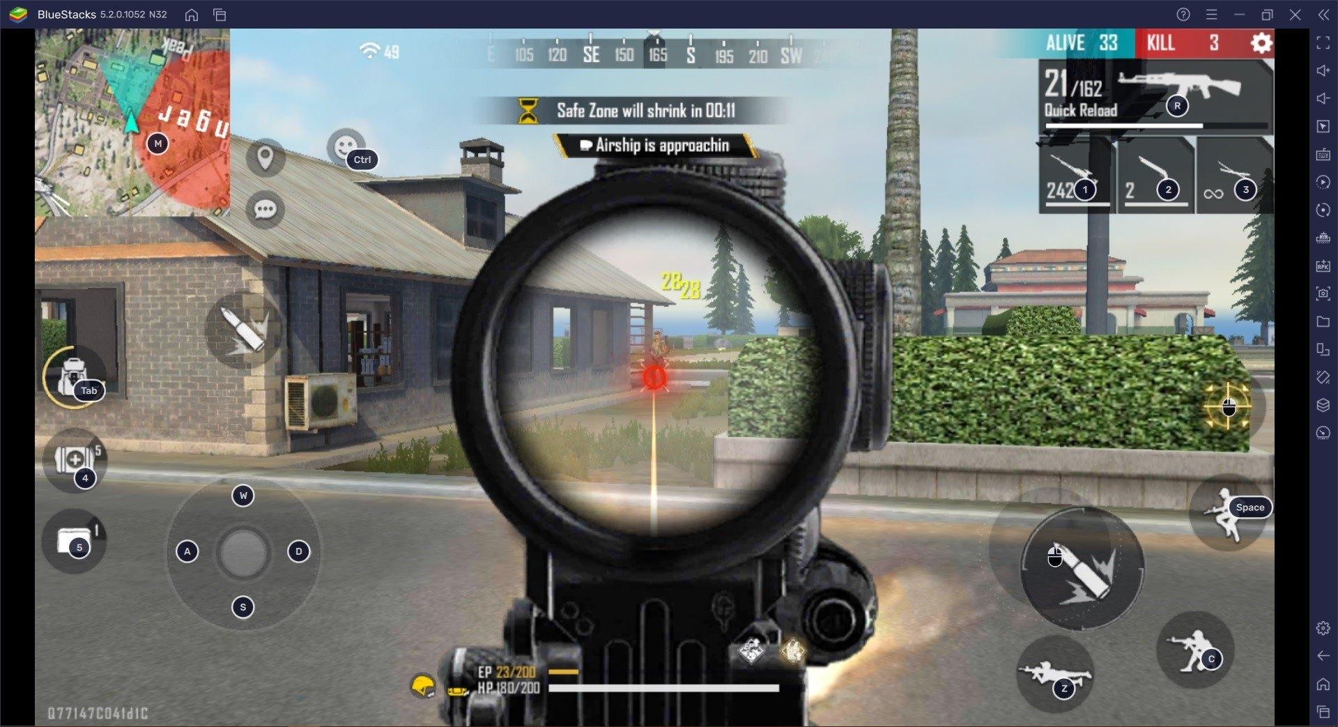Free Fire Guide For Solo Vs Squad Games For Maximum Kills