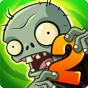 Jogue Plants vs Zombies 2 on pc