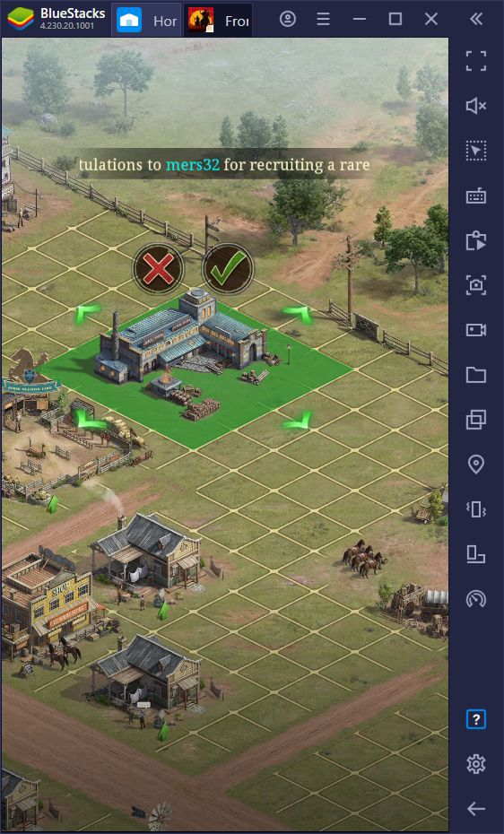 Frontier Justice – How to Install and Play This Mobile Strategy Game on PC