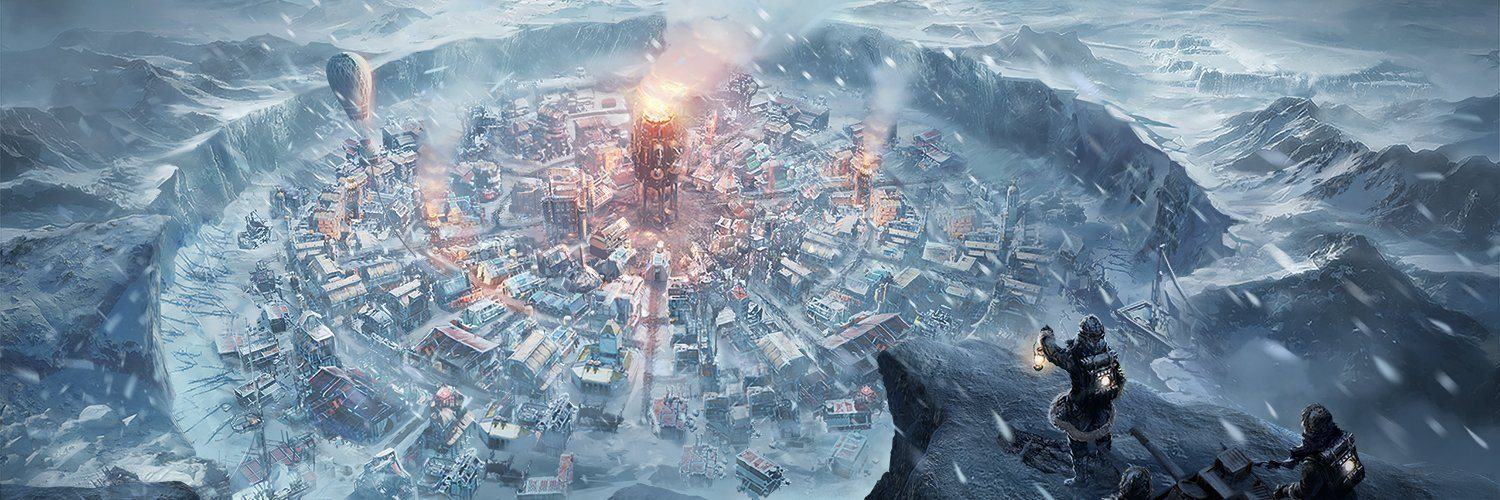 Frostpunk is Coming up with a Mobile Version soon!