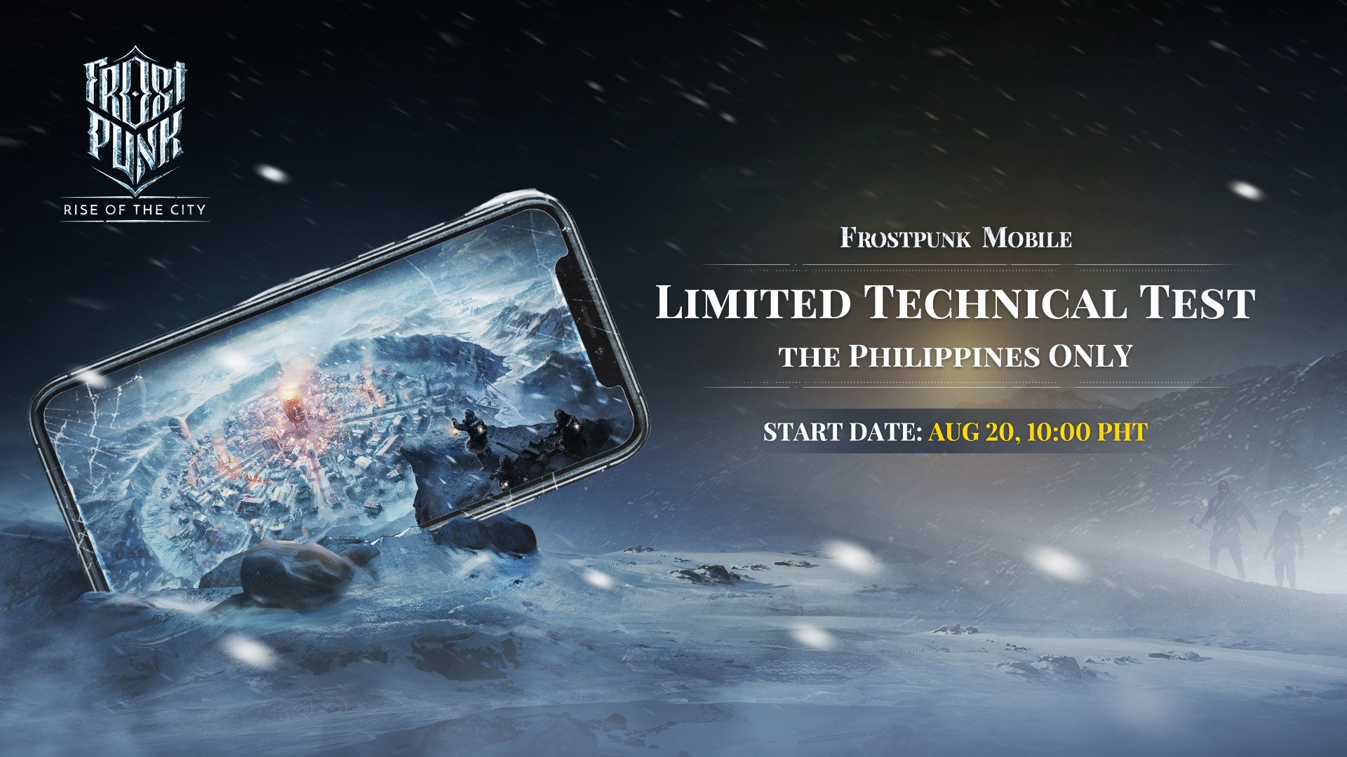 Frostpunk: Rise of the City Gives Limited Early Access to Players in the Philippines
