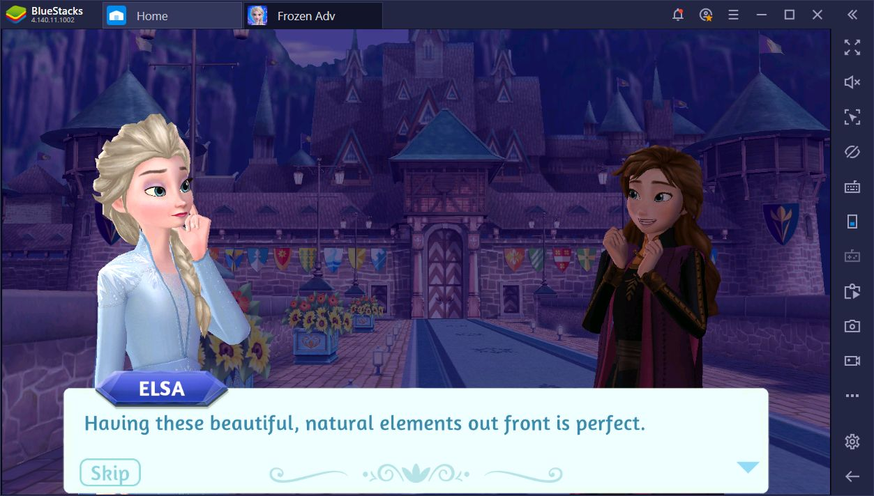 Disney Frozen Adventures on PC—A New Match 3 Game: Fun on PC With BlueStacks