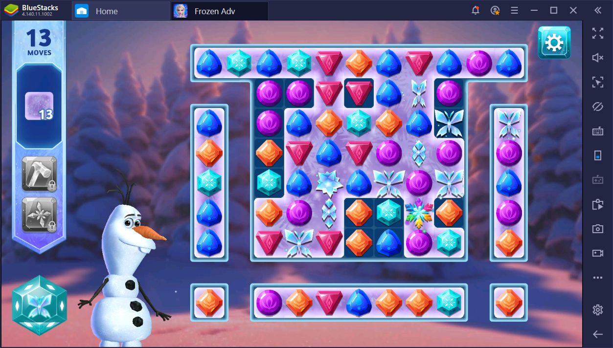 Disney Frozen Adventures on PC—A New Match 3 Game: Tips and Tricks for Clearing Every Level